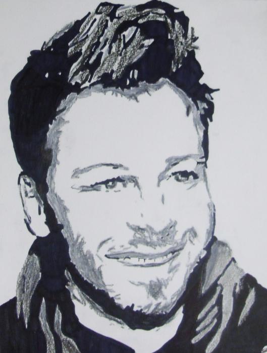 Christophe Maé par Albatro59